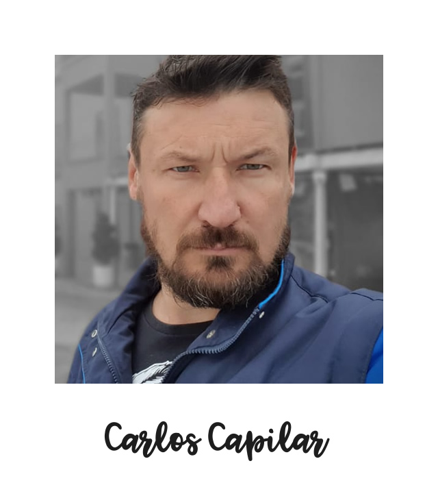 Adestrador Carlos Capilar